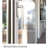 Schüco New Essence: il nuovissimo rivestimento in vero legno per infissi in PVC