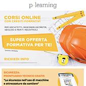 Prontuario tecnico e super offerta formativa P-leanirng