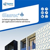 La lastra in gesso per esterni: benvenuta Gyproc Glasroc X