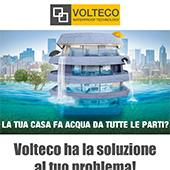 Impermeabilizzazione interrati con le tecnologie Volteco