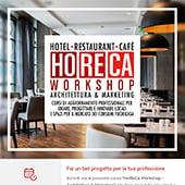Corso intensivo HoReCa per ideare e realizzare locali di successo- Riduzioni ora per te