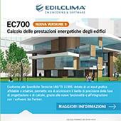 EC700 Nuova versione 9 UNI EN ISO 52016-1:2018 e Dynamic Tour
