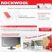 Rockwool presenta il Nuovo Catalogo Generale Edilizia