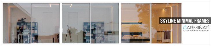 Skyline minimal frames