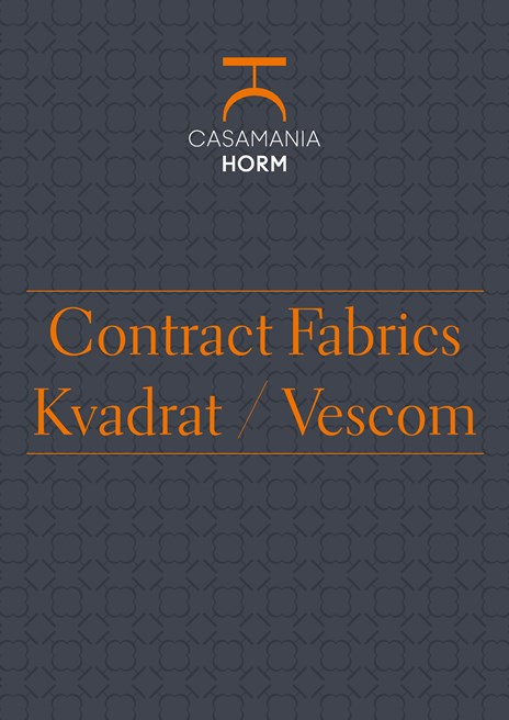 Contract Fabrics by Kvadrat & Vescom