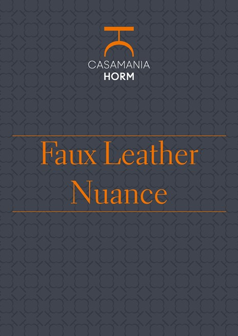 "Faux Leather ""Nuance"" Collection"