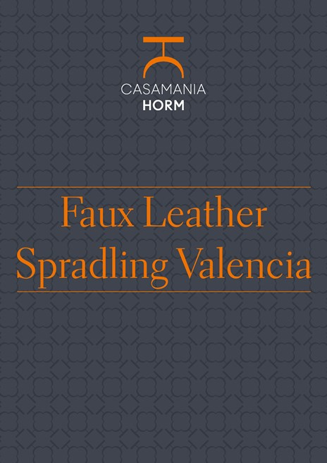 "Faux Leather ""Spradling Valencia"" Collection"