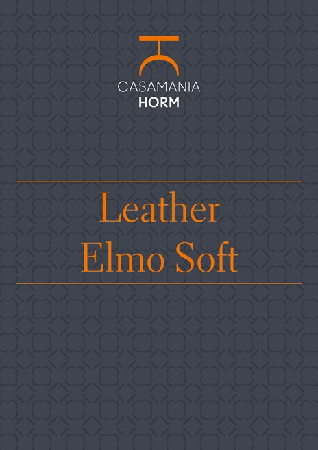 """Leather """"ElmoSoft"""" Collection"""""""