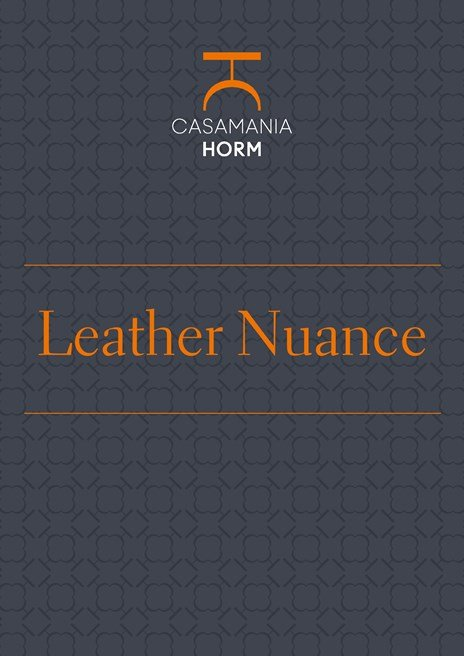 """Leather """"Nuance"""" Collection"""