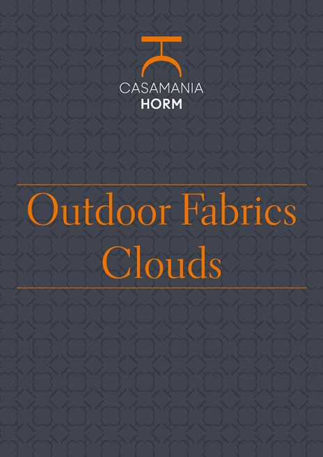 """Outdoor Fabric """"Clouds"""" Collection"""