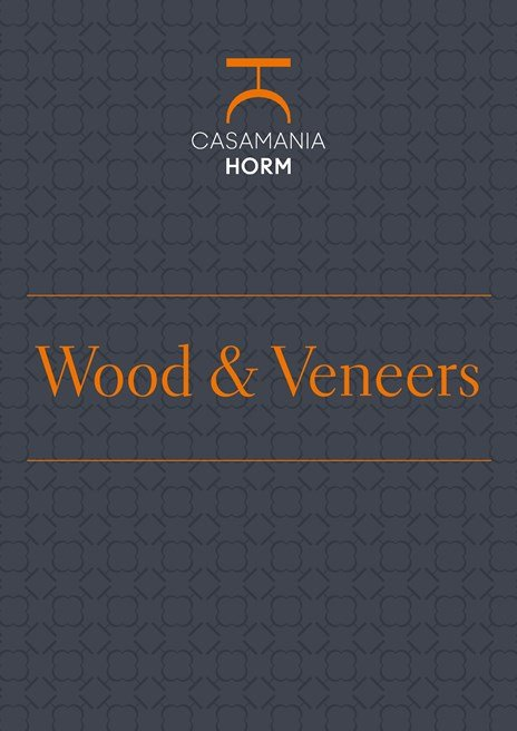 Wood and veneer