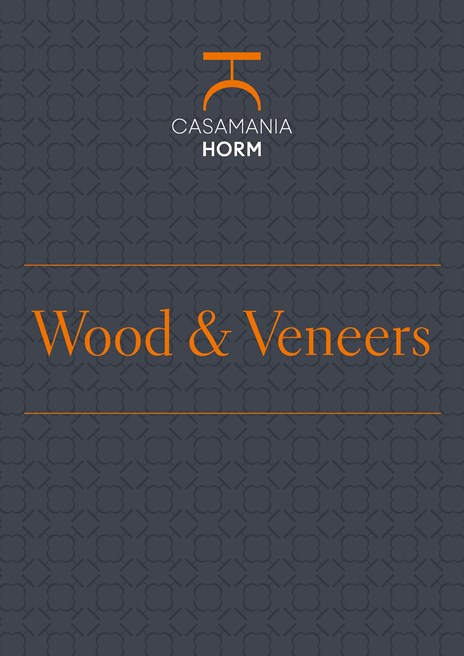 Wood and veneers