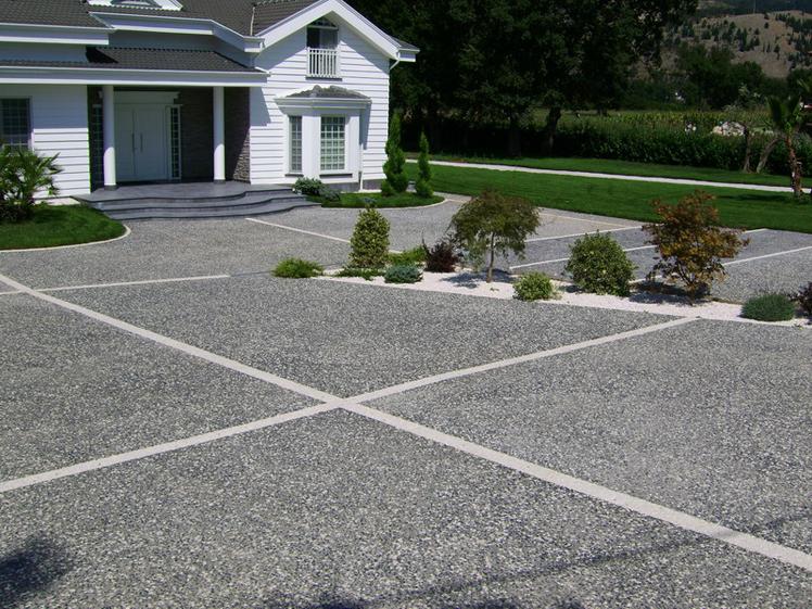 Pavimento Esterno Cemento : Ripristina le superfici in cemento con i pavimenti stampati stone