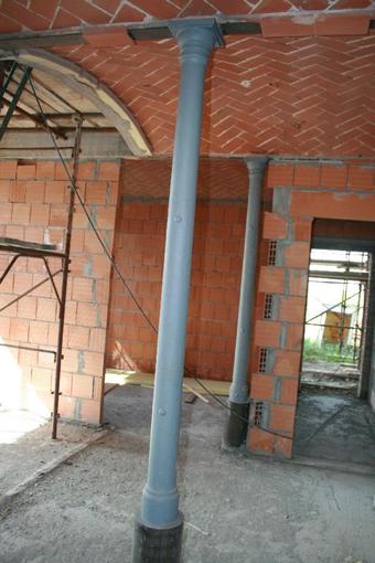 Vernici intumescenti per strutture in ghisa, ca, legno e acciaio ...