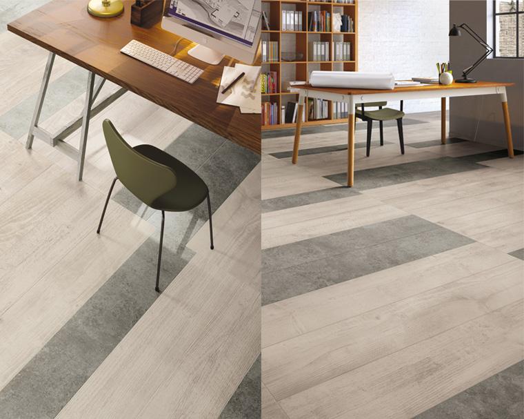Open space con pavimenti diversi pavimento in graniglia una casa moderna casafacile come - Unire due pavimenti diversi ...