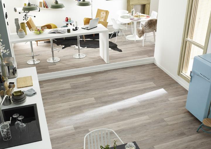 Pavimenti In Vinile Simil Legno Prezzi : Pavimenti vinile effetto legno: virtuo adhesive pavimento effetto