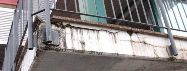 Profili per balconi e terrazze profilpas qualit e - Piastrelle balcone ...