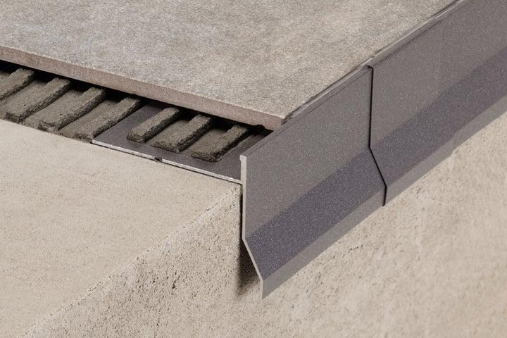 Profili gocciolatoi per balconi e terrazze profilpas