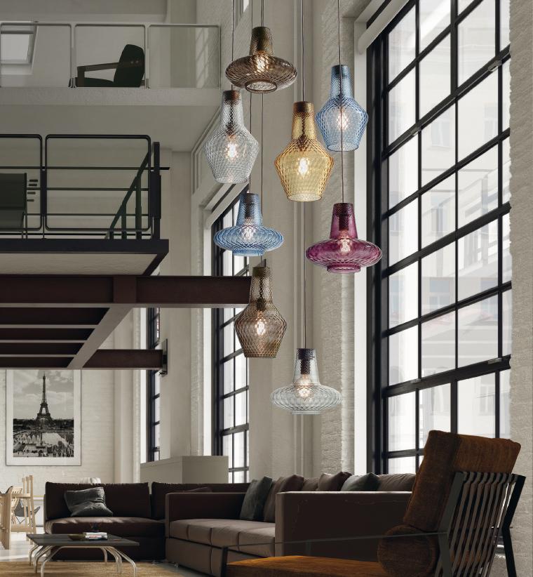 Illuminazione d 39 interni nuovo brand federico de majo - Illuminazione interni design ...