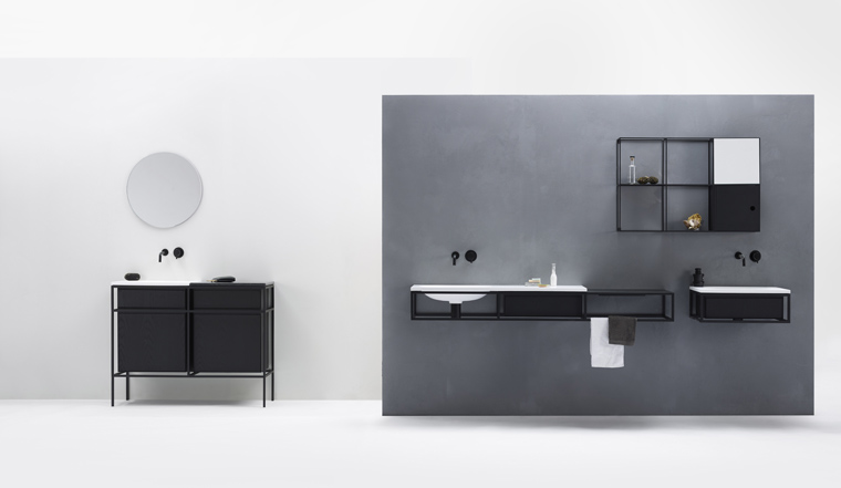 Arredo Bagno Artigianale : Norm architects e sebastian herkner per l arredo bagno di ex t