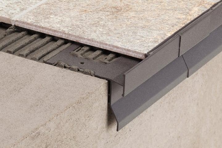 Gradini per scala esterna in gres mm eff legno arredamento e