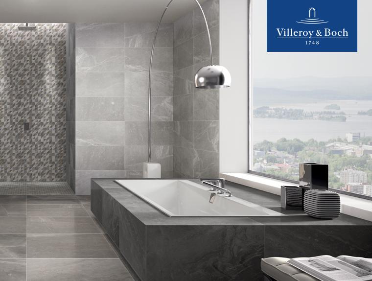 Vasca Da Bagno A Scomparsa : Il bagno spa di villeroy boch vasche da bagno