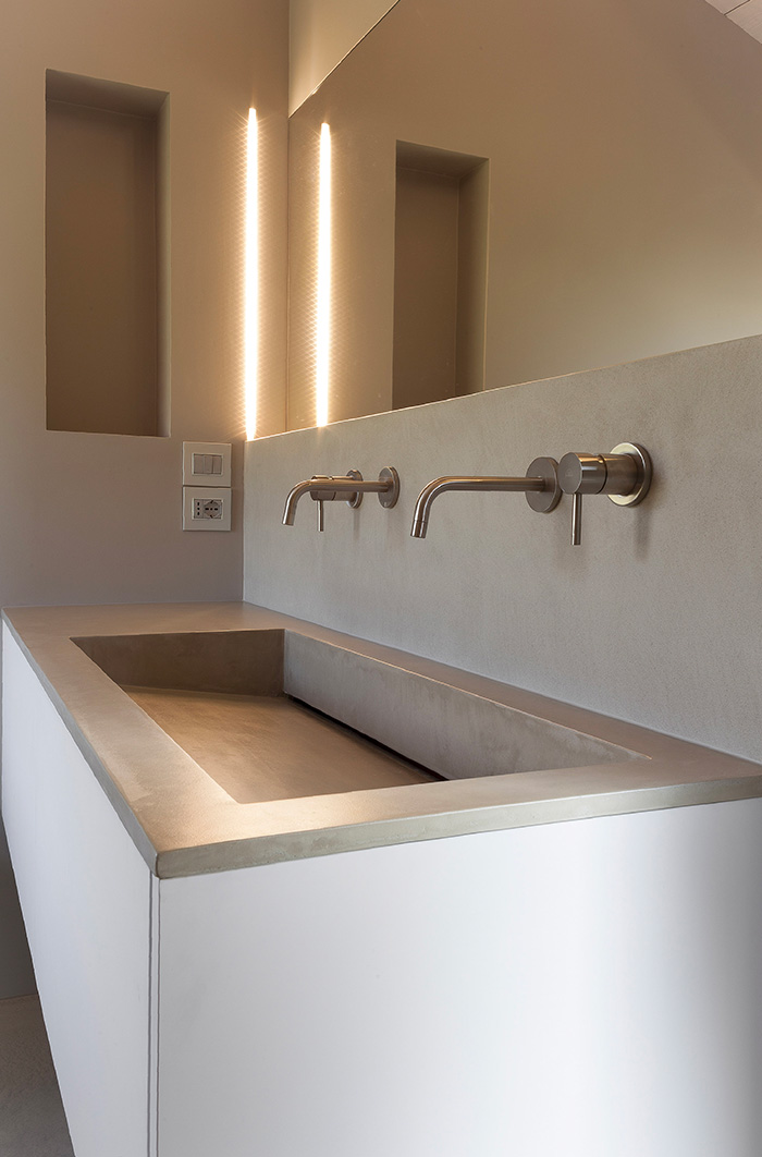 Rivestimenti Continui Per Qualsiasi Bagno Microtopping By Ideal Work