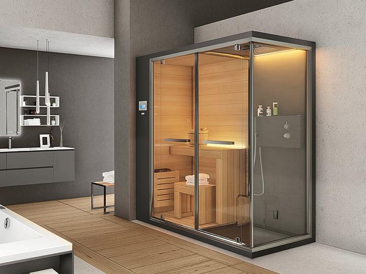 Total living bathroom gruppo geromin for Turco arredamenti