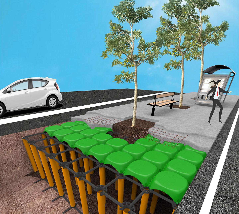 Pontarolo Engineering per il verde, la resilienza e la rigenerazione urbana