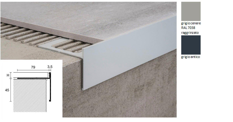 Profili per balconi e terrazze Profilpas