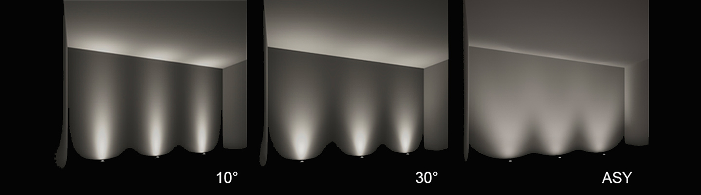 SIMES uplight per outdoor
