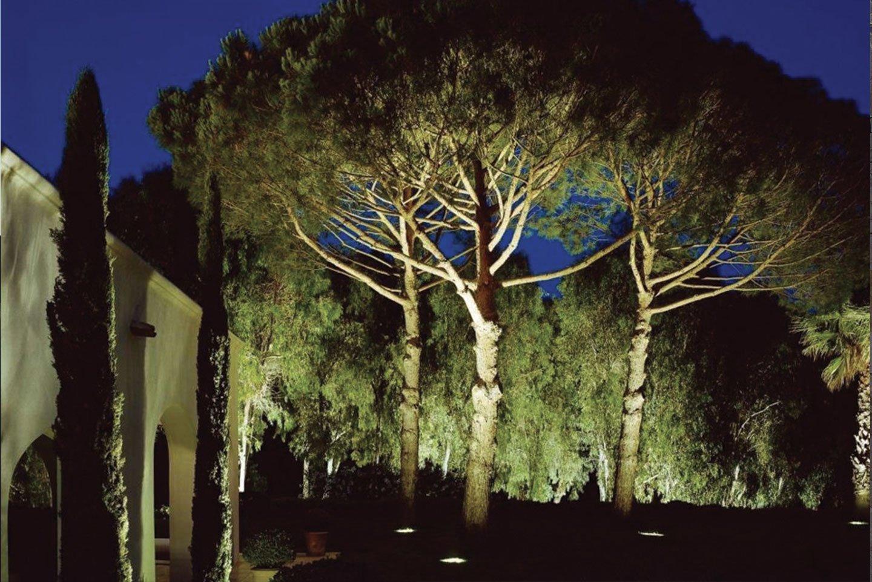 SIMES uplight per outdoor
