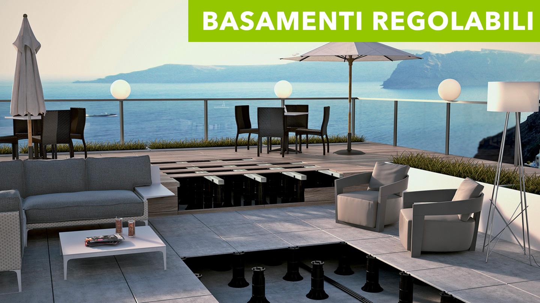 Materiali per pavimentazioni galleggianti e coperture impermeabili by Italprofili