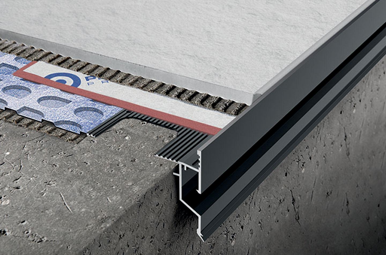 Progress Profiles Prodeso Membrane System e Proterrace System