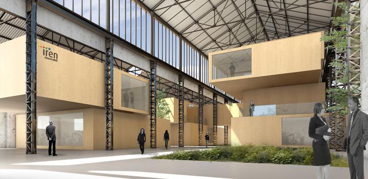 'Parco Innovazione' a Reggio Emilia