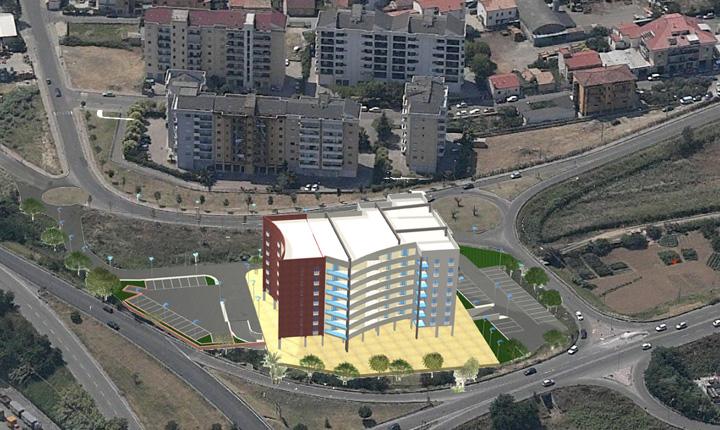 Centro residenziale per gli anziani a Cosenza