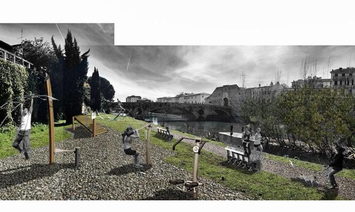 Parco fluviale urbano di Prato