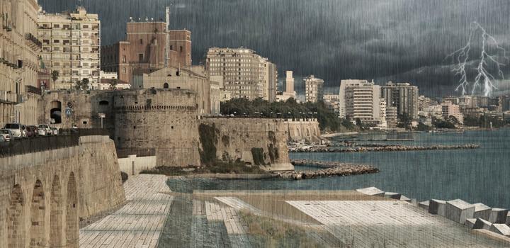 Il waterfront di Taranto