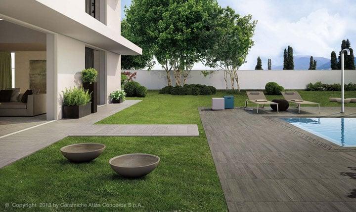 Piastrelle Effetto Legno Per Esterni : Pavimenti per esterni come sceglierli