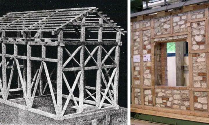 Progettazione Casa Antisismica : Antisismica la casa baraccata di epoca borbonica può ancora