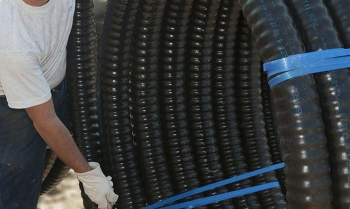 Tubazioni e pezzi speciali per reti idriche