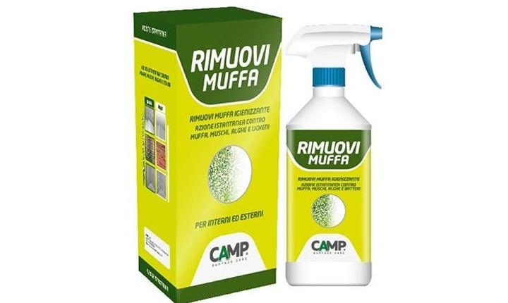 Detergenti antimuffa