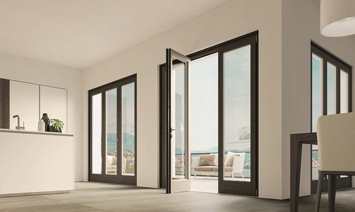 Porte finestre e finestre scorrevoli guida alla scelta for Finestre per esterni