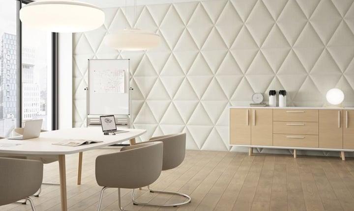 Pannelli decorativi acustici per interni guida alla scelta for Pannelli da parete