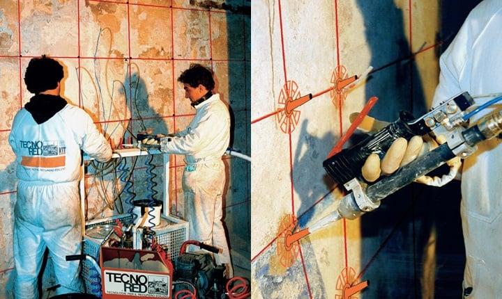 Consolidamento delle murature