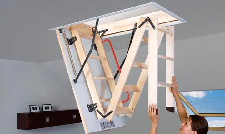 Scaletta In Legno Per Soppalco : Scale per interni guida alla scelta e alla progettazione