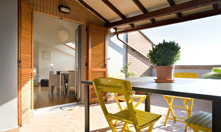 Da sottotetto a mansarda: apertura di terrazzi