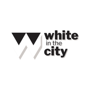 white in the city