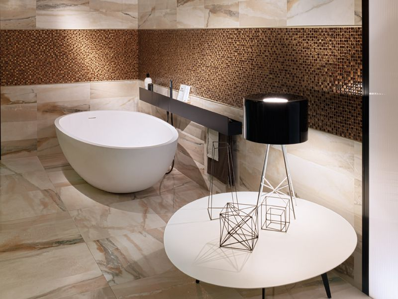 Luxor Collection by Ceramica Sant\'Agostino
