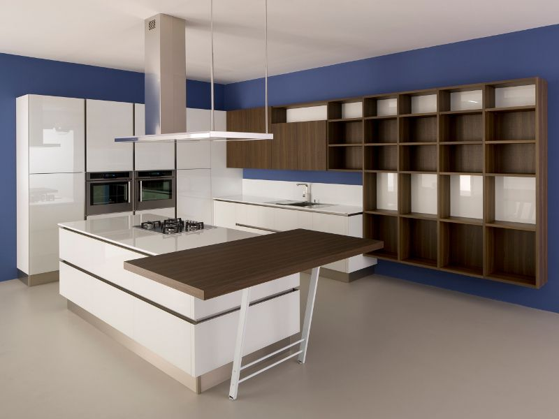 Veneta Cucine, new products at Eurocucina 2012